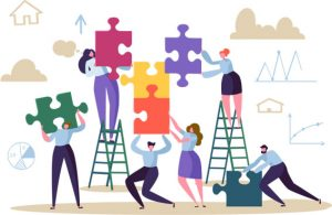 Helping you put the pieces of the marketing puzzle together